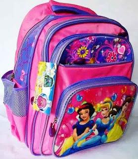 Tas Sekolah Untuk Anak Perempuan