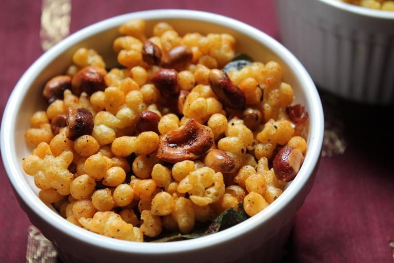 Kara Boondi Recipe / Spicy Boondi Recipe