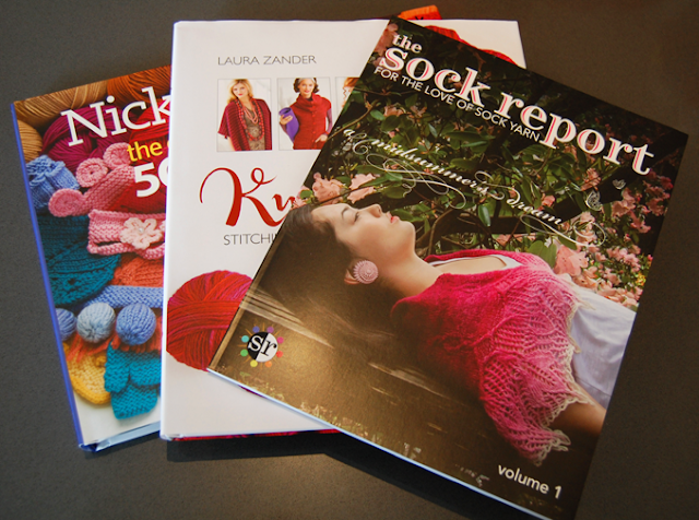 Jennifer Knits Los Angeles: New Knitting Pattern Books In Stock