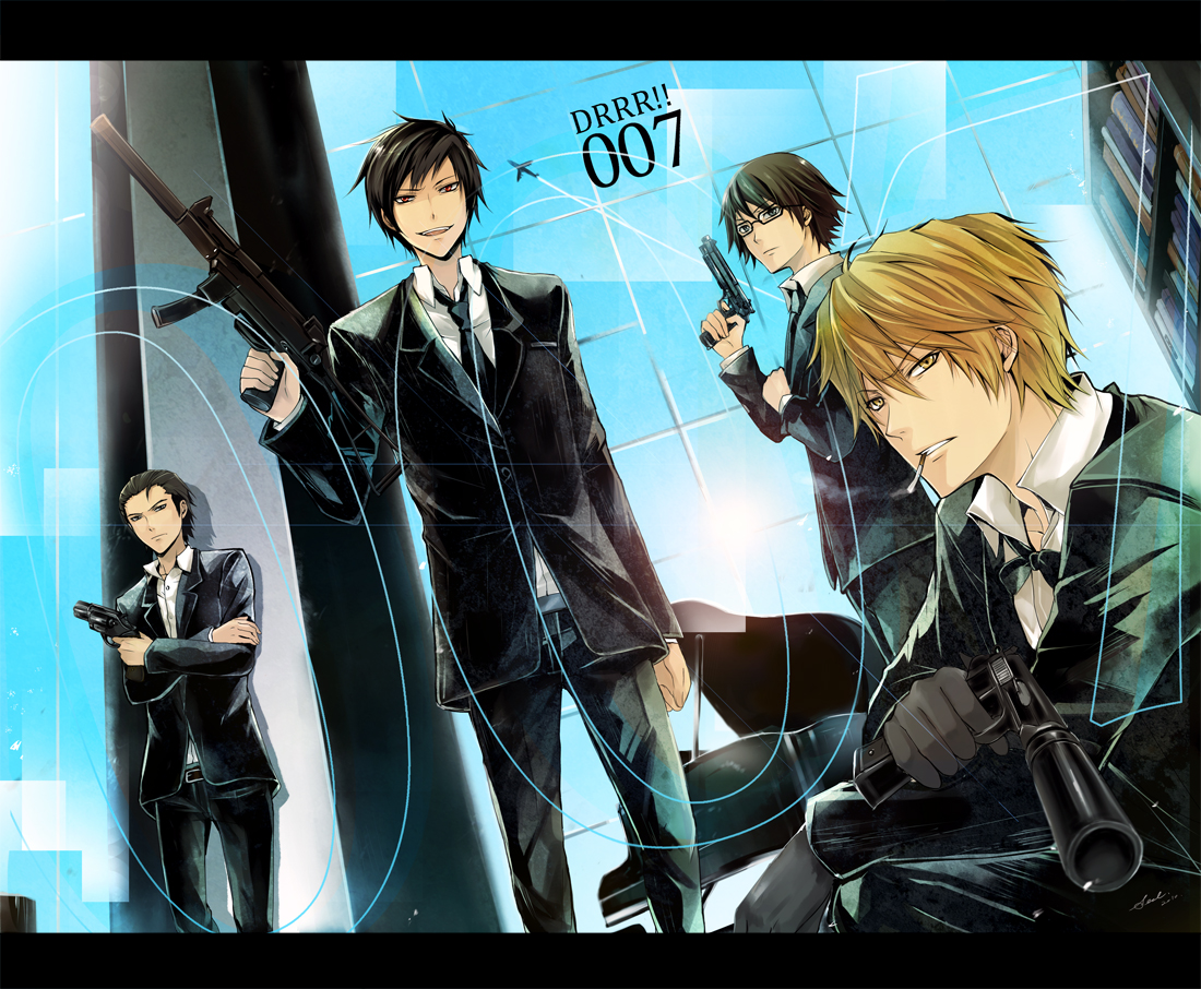 Top Wallpaper Anime: Durarara Wallpapers