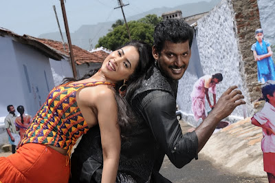 Vedi Movie Latest Vishal Sameera Reddy Stills Pics Photo Gallery movie photos