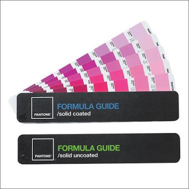 Pantone Formular Guide