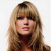 Love wallpaper for you: Layered hair with full bangs