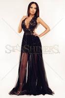 Rochie Ana Radu Elegant Crush Black