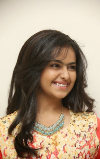 Actress Avika Gor Latest Picture Gallery at Lakshmi Raave Maa Intiki Trailor Launch 63