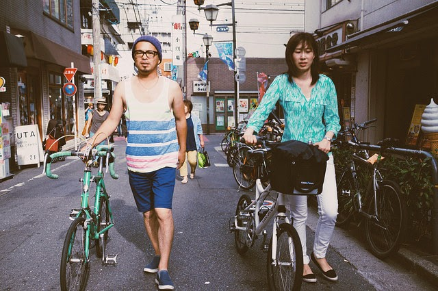 Moda en Shimokitazawa