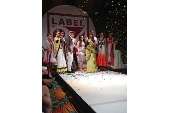 Bipasha Basu walks the ramp at Archana Kochhar's Label 24 fashion Show