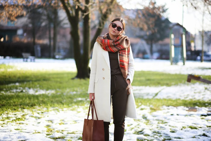 WINTER SPORTY LOOK