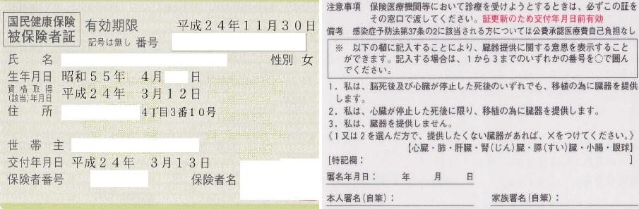 外人だ!: Alien Registration Card ( 外国人登録証明書) & National ...