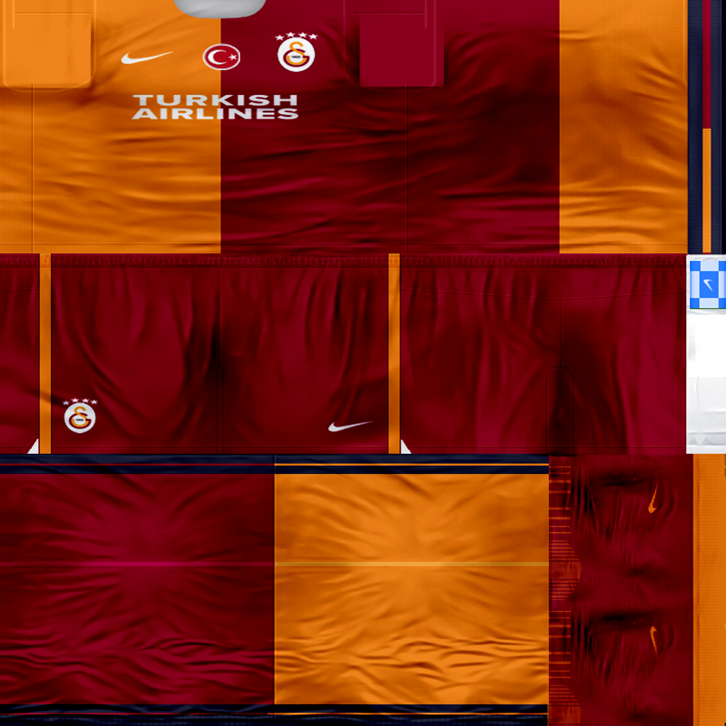 512x512 galatasaray home kit pictures free download - Galatasray 2015 16 Home Kit Pes 6