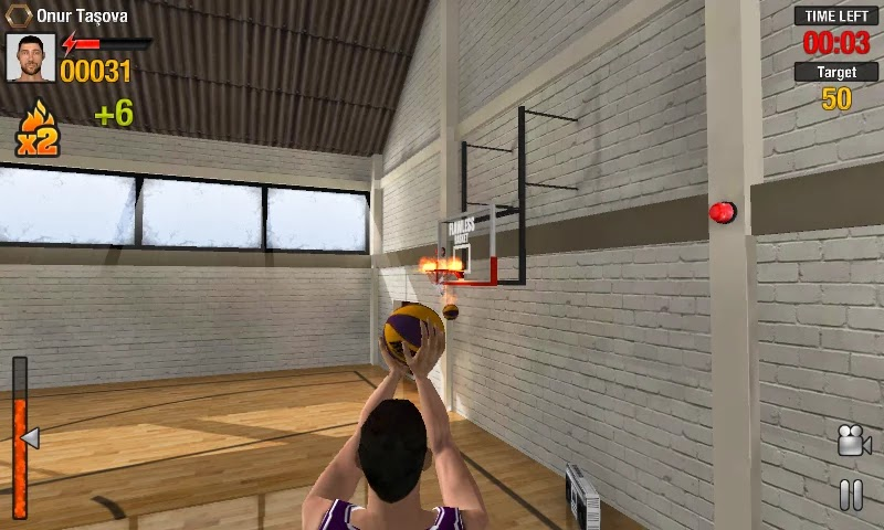 Real Basketball v1.8 APK [DESBLOQUEADO] Gratis para Android