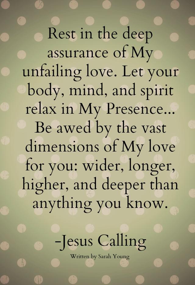 Unfailing Love  Gods Unfailing Love