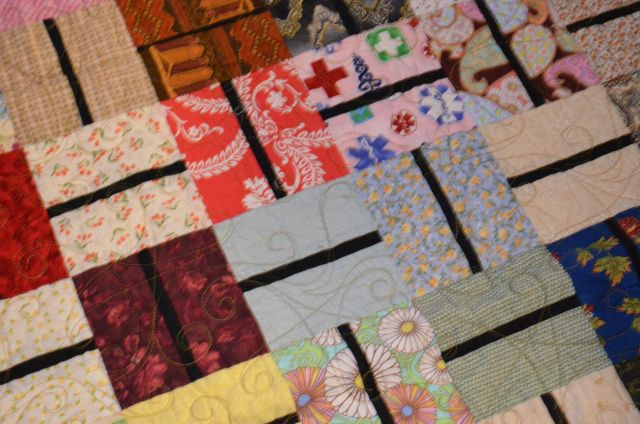 Alycia Quilts: Wednesdays Quilt of Valor show