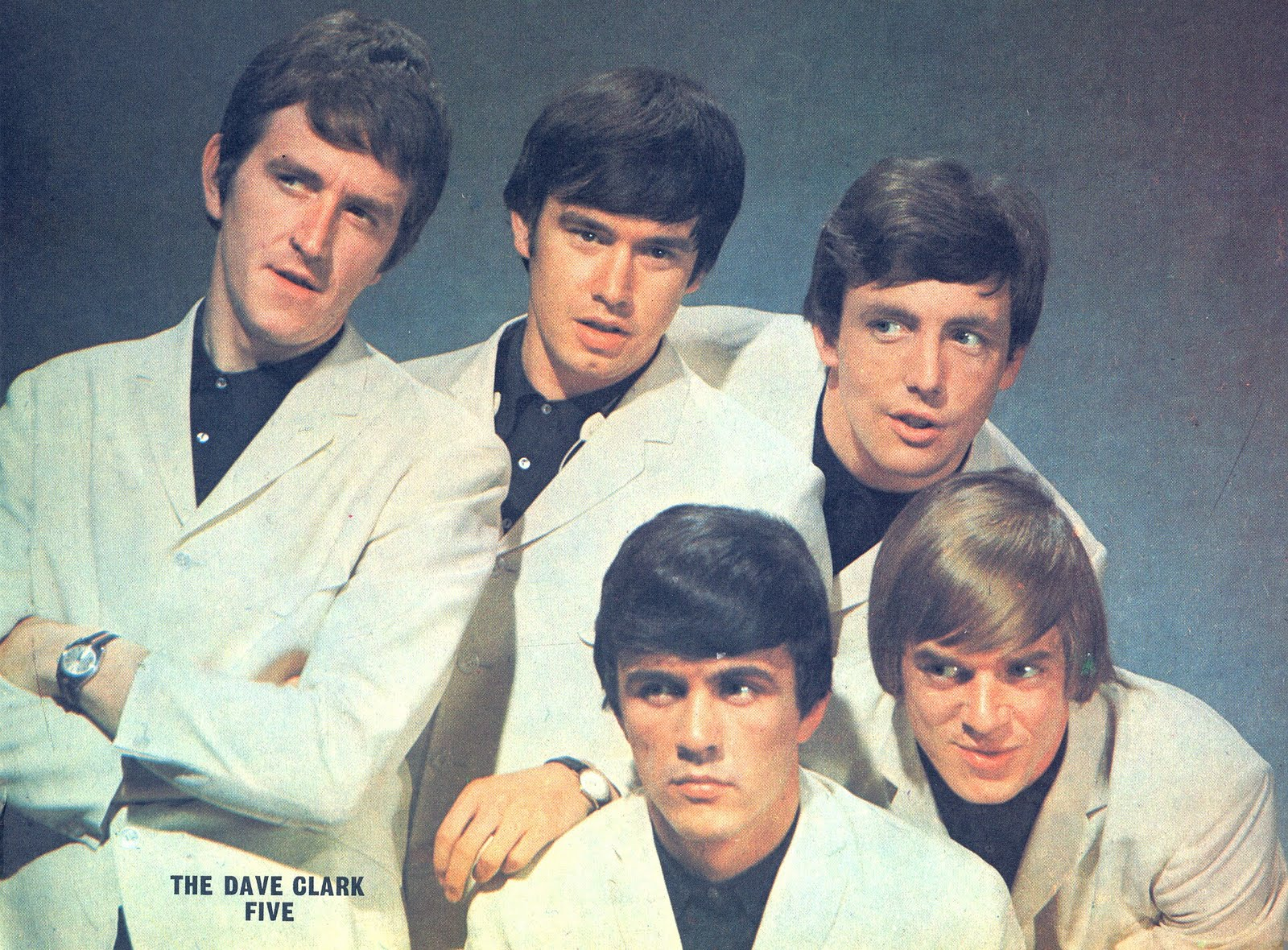 The Dave Clark Five - Everybody Get Together