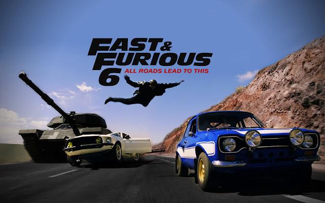 fast and furious 6 wallpaper Quá nhanh quá nguy hiểm 6 HD