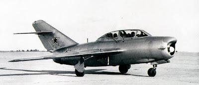 истребитель МиГ-15бис