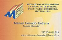 Montajes Manuel Herrador