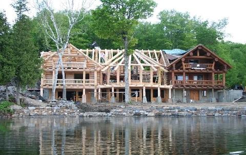 Casa integrada de madera planos de casas gratis - Planos de casas de madera gratis ...