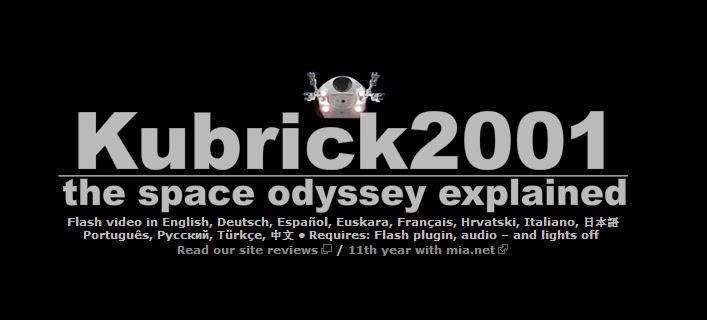 http://www.kubrick2001.com/