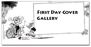 FDC Gallery | First Day Cover Collection | Philately | Stamps | Collectibles