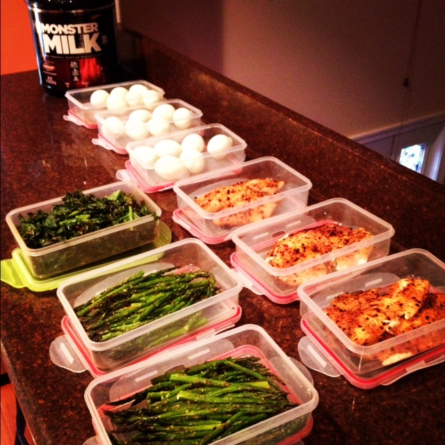 how to figure out a meal plan based on macros