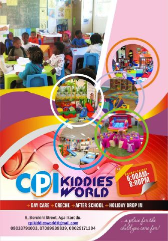 CPi Kiddies World