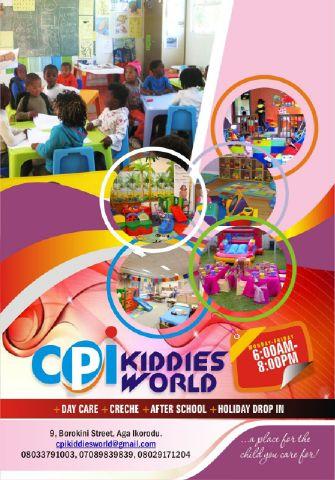 CPi Kiddies World
