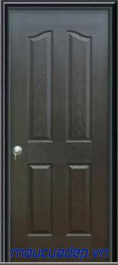 Cửa gỗ công nghiệp, cửa gỗ phòng ngủ, cửa gỗỗ HDF
