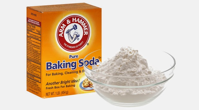Krullen Wijzer  RECEPT Baking Soda Clarifying Treatment