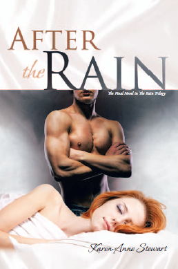 Cover Reveal: After the Rain
