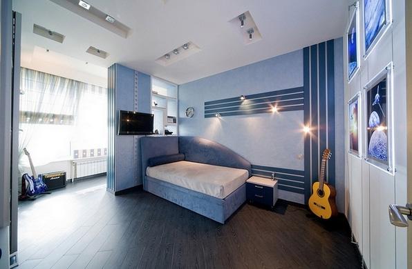 Casas minimalistas y modernas dormitorios modernos para for Recamaras para jovenes minimalistas