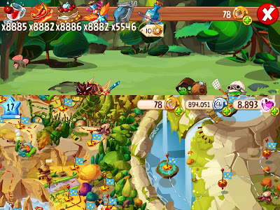 Hack cheat Angry Birds Epic RPG iOS No Jailbreak Required FREE