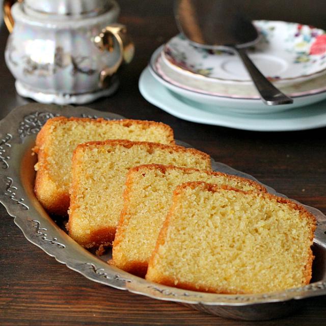 Eurasian Butter Cake Recipe