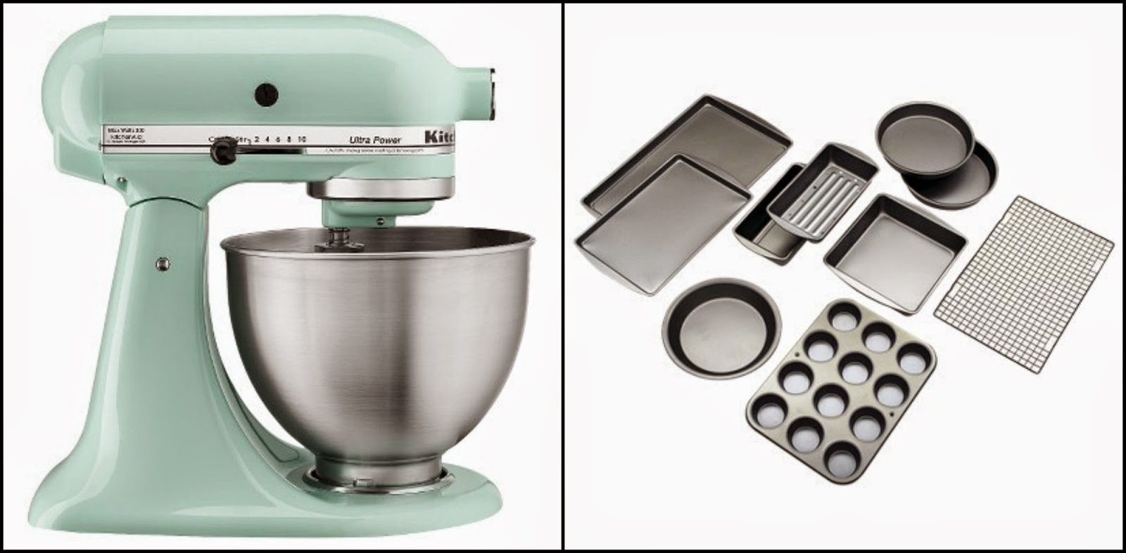 KitchenAid mixer bakeware