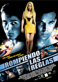 Rompiendo las Reglas (Never Back Down)