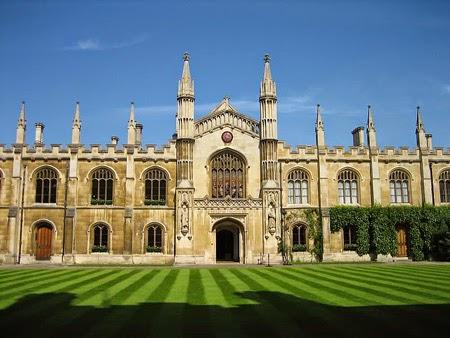 Cơ hội nhận học bổng du học tại Cambridge