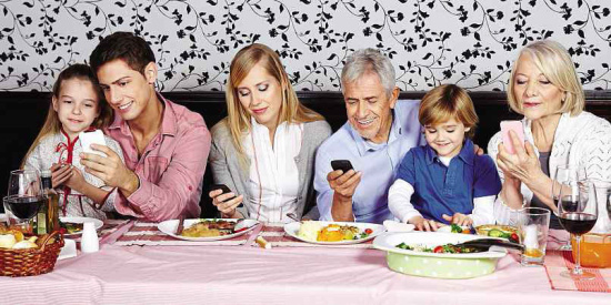 Have smartphones ruined our manners?