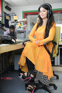 Charmee Latest Pictures at Radio Mirchi Picture Gallery 0019