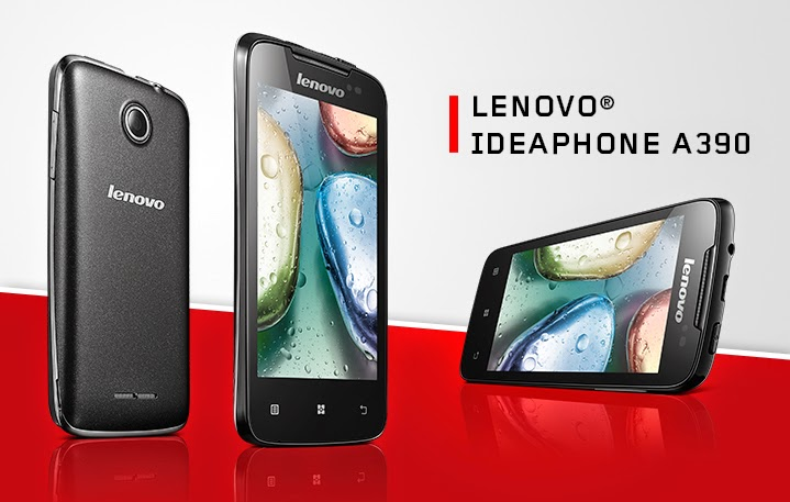Android Murah Lenovo A390
