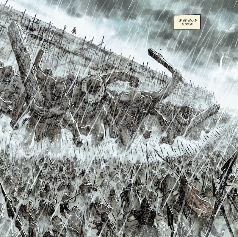 Noah by Darren Aronofsky, Ari Handel, Niko Henrichon, Nicolas Sénégas, Tom Muller