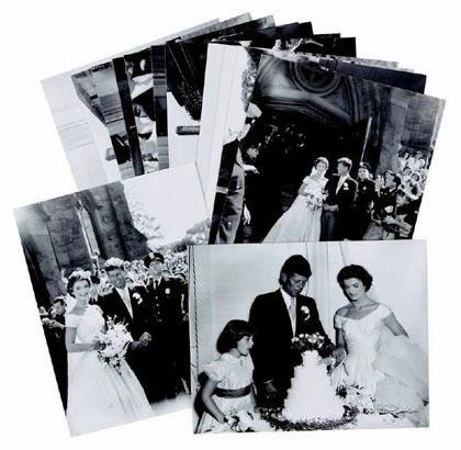 John F. Kennedy dan Jacqueline Menikah