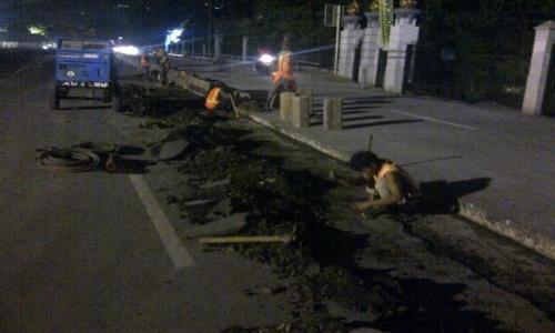 Pekerja Jalan