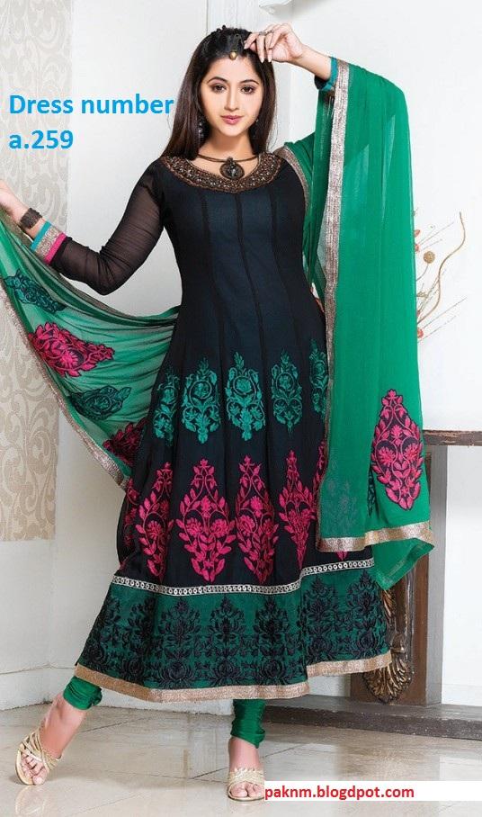 Latest Dress Design 2014