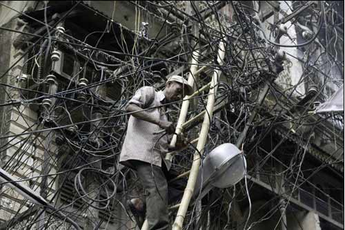 India Power Outage: The Shape of Things to Come? - The ...