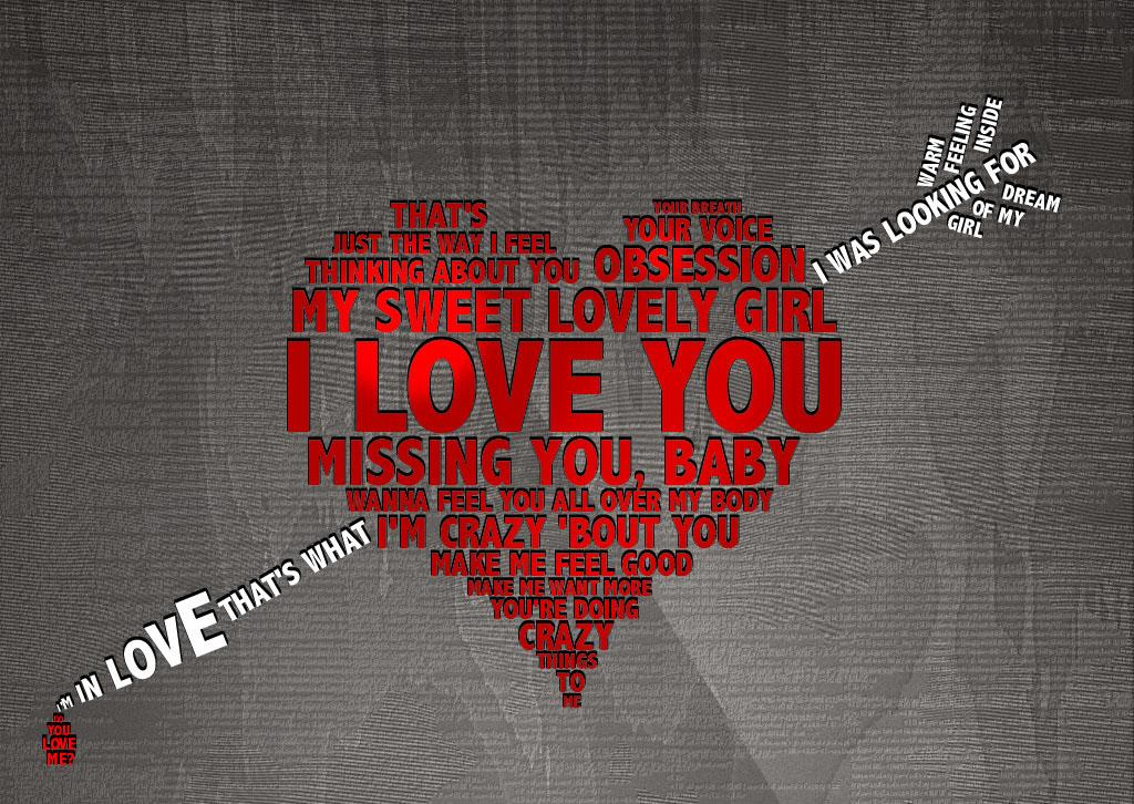 Wallpaper Hati, Heart Wallpaper - Gambar Love @ DIGALERI.com