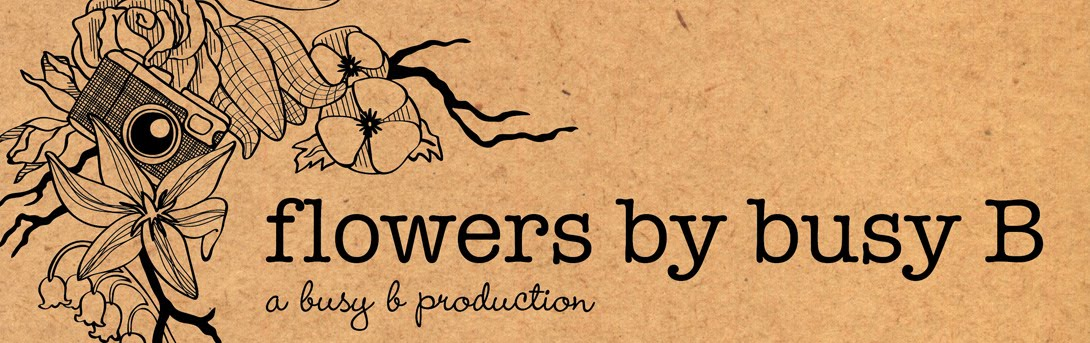 Flowers by Busy B