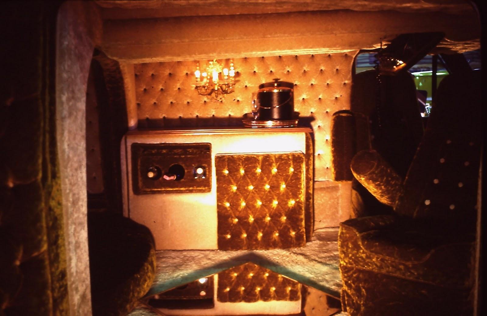 Vandoleros Van Club More Interior Ideas