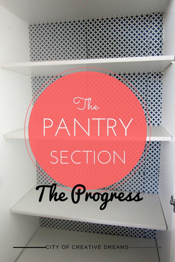 pantry section ideas pinterest