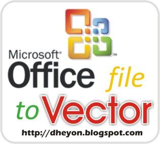 cara mengubah file embedding ke vector