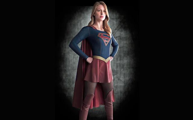 """Hoje assisti o episódio piloto do seriado SuperGirl e só tenho a dizer que ele entrou pra minha lista!!  """"Kara Zor-El nasceu no planeta Krypton, e escapou da destruição há anos. Desde então, ela chegou à Terra, e vem escondendo os poderes que ela e seus primos têm. Mas agora, aos 24 anos, ela ela decidiu assumir suas habilidades e ser a heroína que nasceu para ser."""""""